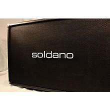 Soldano 2x12 Guitar Cabinet