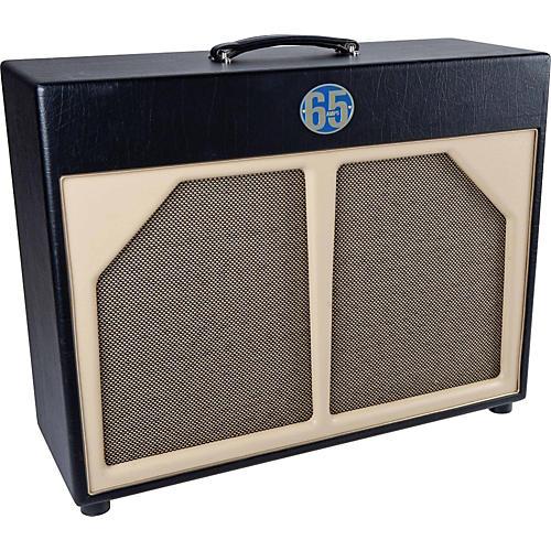65amps 2x12 Guitar Speaker Cabinet -  Blue Line