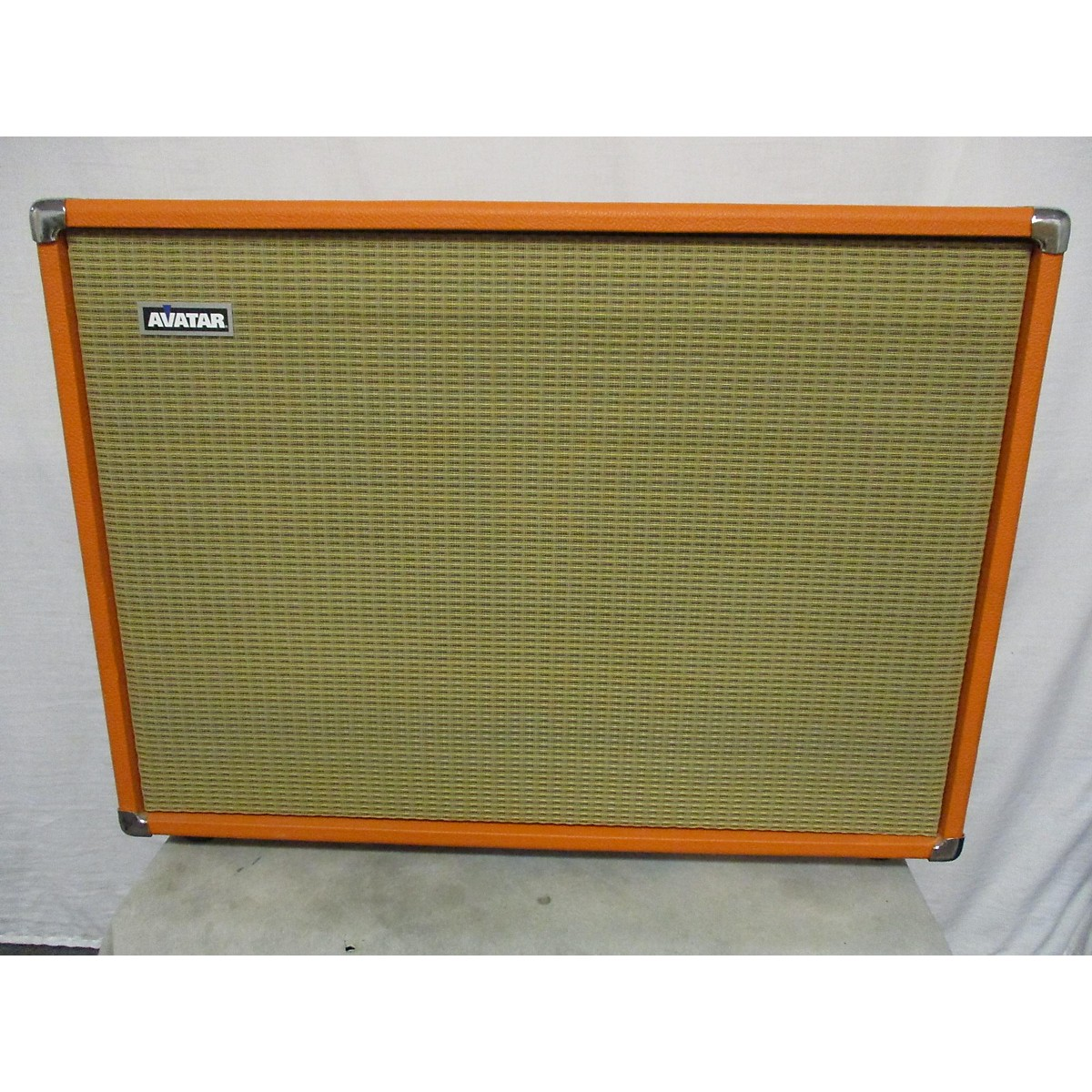 Avatar 2x12 Orange Cabinet Guitar Cabinet