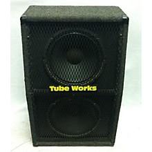 Tubeworks 2x12 VERTICAL CABINET Guitar Cabinet