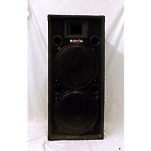 Sonic 2x15 Unpowered Speaker