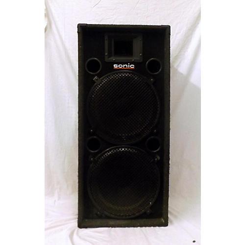 Sonic 2x15 Unpowered Speaker