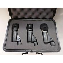 CAD 3 PC DRUM MICROPHONE KIT Drum Microphone