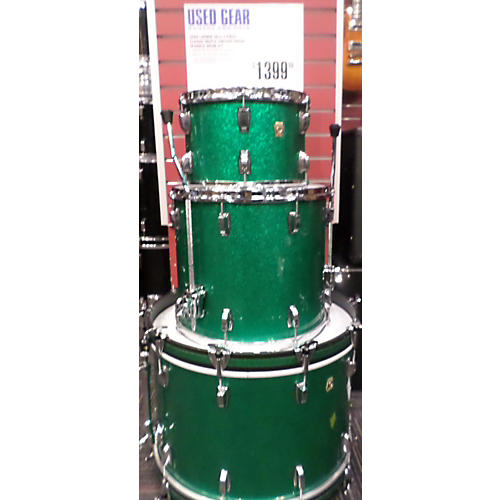 Ludwig 3 Piece Classic Maple Drum Kit