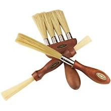 Ashdown 3-Piece Instrument Brush Set