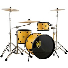 3-Piece Pathfinder Shell Pack Cyber Yellow Satin