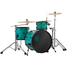 3-Piece Pathfinder Shell Pack Miami Teal Satin