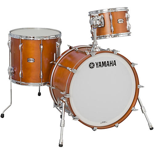 Yamaha 3-Piece  Recording Custom Shell Pack