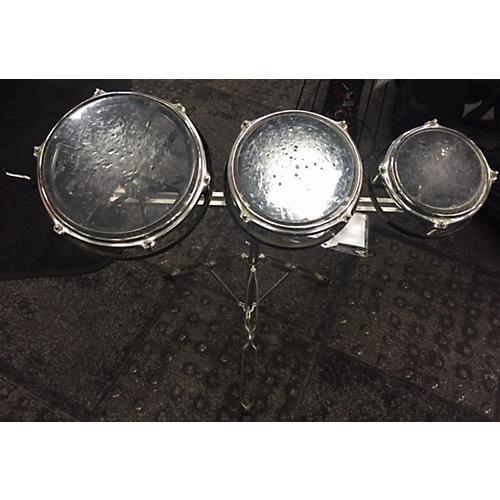 CODA Drums 3 Piece Roto Toms Roto Toms