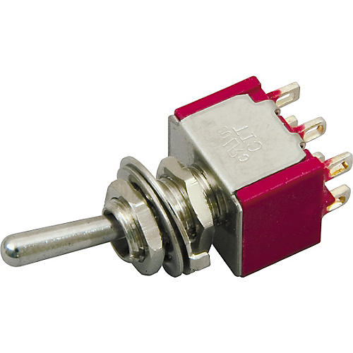 DiMarzio 3-Position On/On/On DPDT Mini Switch