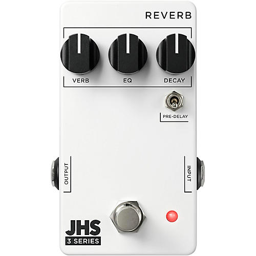 JHS Pedals 3 Series Reverb Effects Pedal
