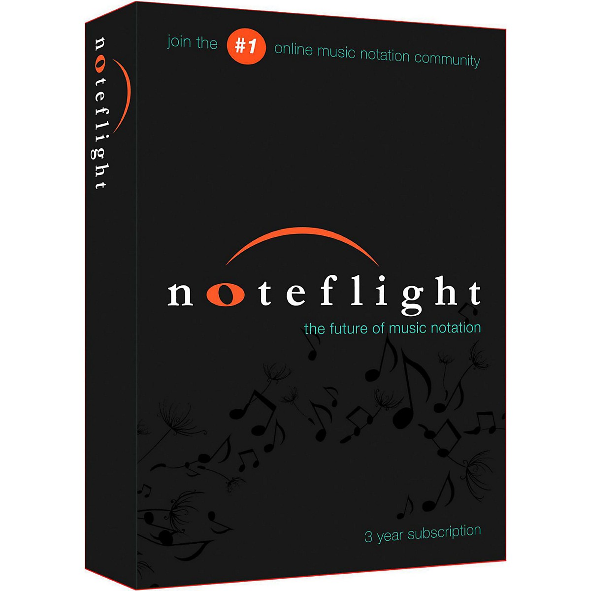 Noteflight 3-Year Subscription Download Software Download