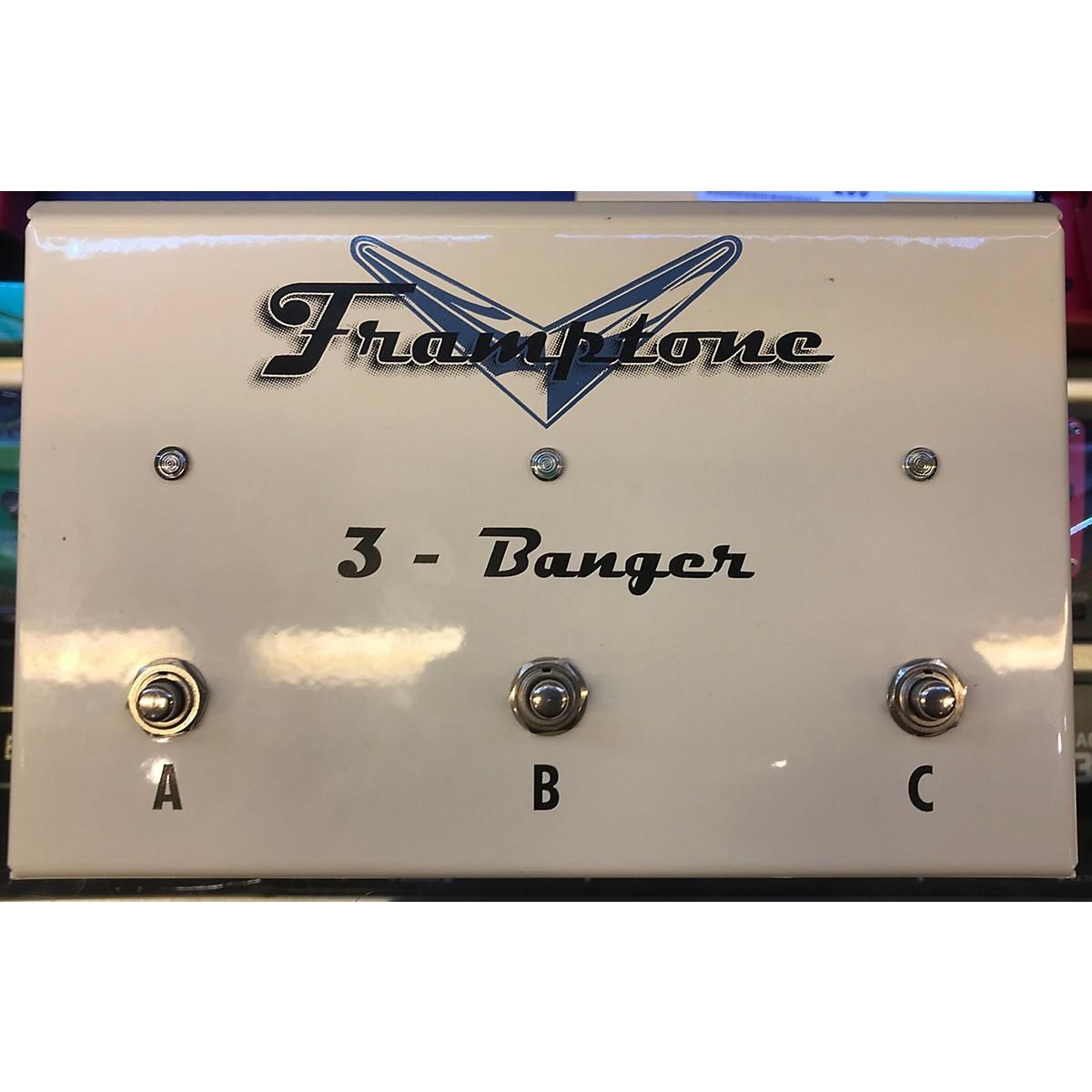 Framptone 3-banger Pedal