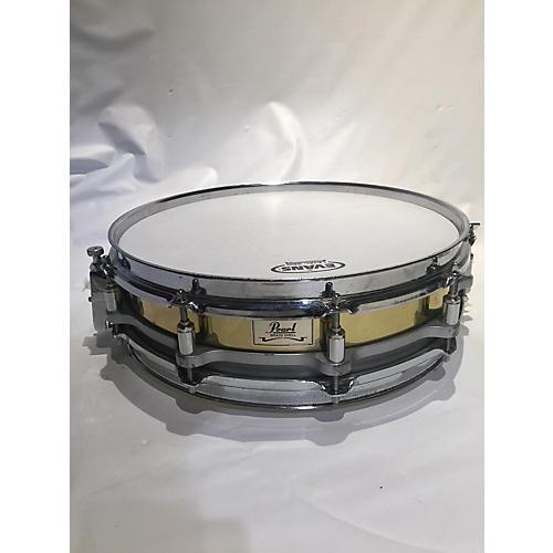 Pearl 3.5X14 Brass Shell Drum