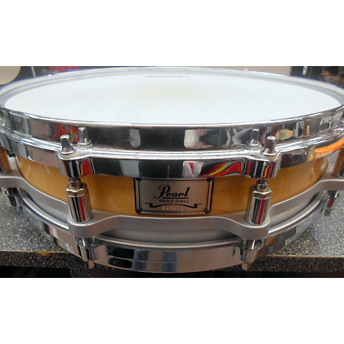 Pearl 3.5X14 Free Floating Snare Natural Drum