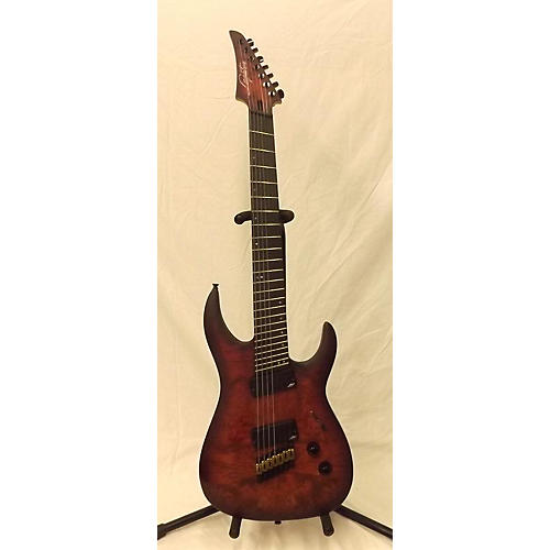 Legator 300 Pro Fan Fret Solid Body Electric Guitar