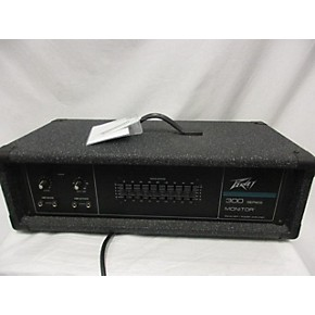 used peavey 300 series monitor head bass amp head guitar center. Black Bedroom Furniture Sets. Home Design Ideas