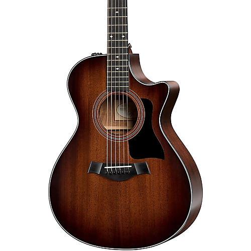 Taylor 300 Series 322ce Grand Concert Acoustic-Electric Guitar