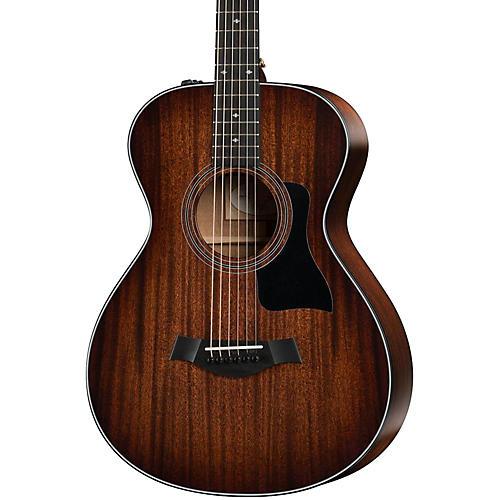 Taylor 300 Series 322e 12-Fret Grand Concert Acoustic-Electric Guitar