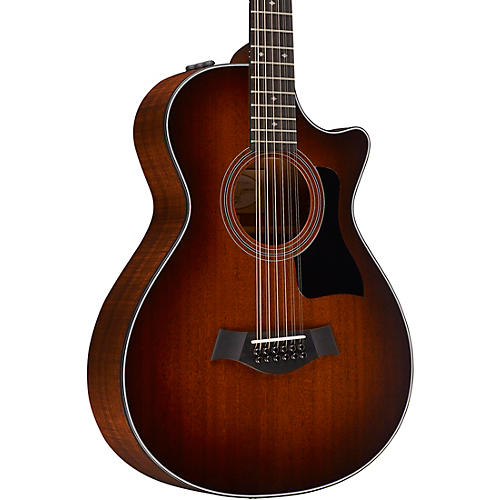 Taylor 300 Series 362ce Grand Concert 12-Fret 12-String Acoustic-Electric Guitar