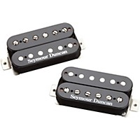 Seymour Duncan Hot Rodded Humbucker Set Black