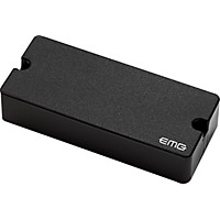 Emg Emg-35Cs Active Ceramic Steel Bass Pickup Black