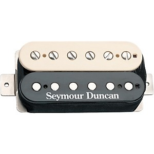 Seymour Duncan Sh-Pg1 Pearly Gates Pickup Black/Cream Bridge