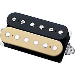 Dimarzio Paf Dp103 Humbucker 36Th Anniversary Guitar Pickup Black/Cream Regular