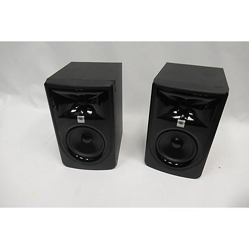 JBL 305P MKII Pair Powered Monitor