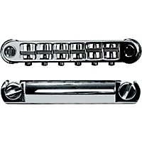 Tonepros Metric Locking Tune-O-Matic/Tailpiece Set (Large Posts) Chrome