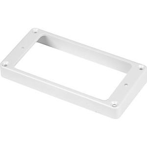 Dimarzio Humbucker Mounting Ring White Bridge