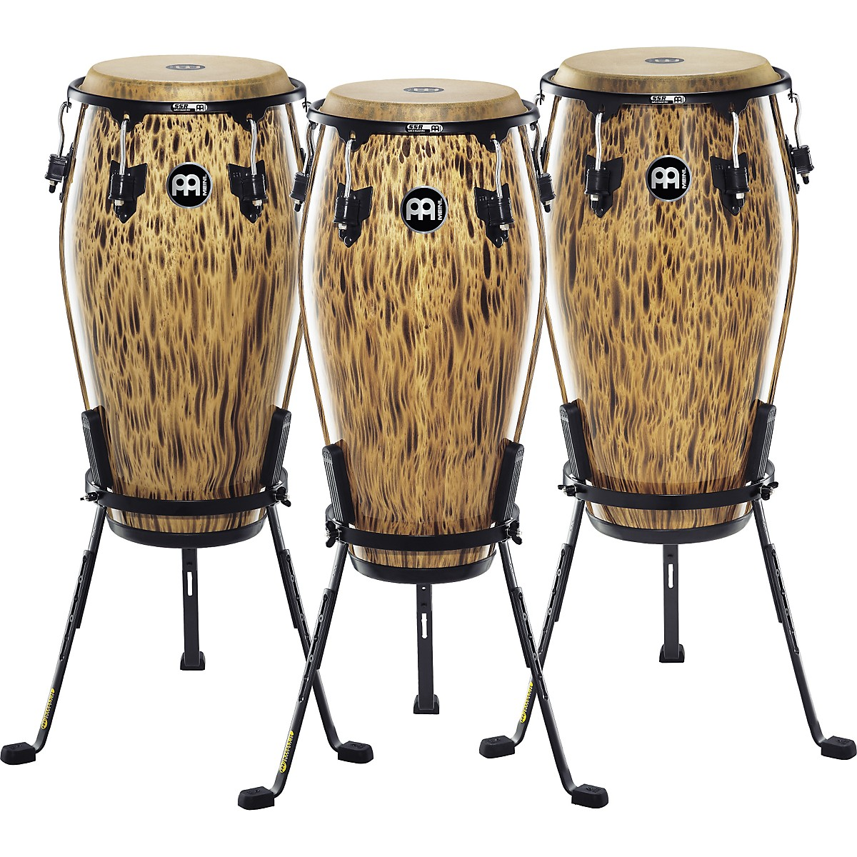 Meinl 30th Anniversary Edition Marathon Classic Series Conga with Steely II Stand