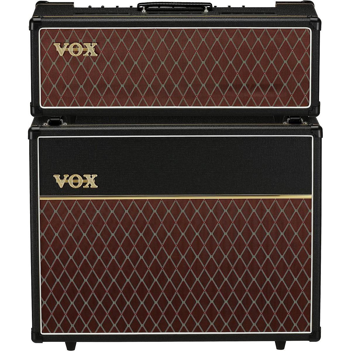Vox 30w Custom Tube Guitar Amp Head with 2x12 Cabinet