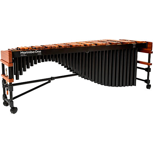 Marimba One 3100 #9305 A442 Marimba with Enhanced Keyboard and Basso Bravo Resonators
