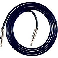 Live Wire Soundhose Instrument Cable Blue 20 Ft.