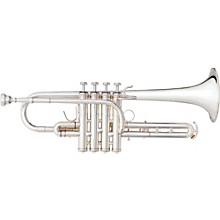 B&S 3117JH Challenger II Custom Series Eb/E Trumpet