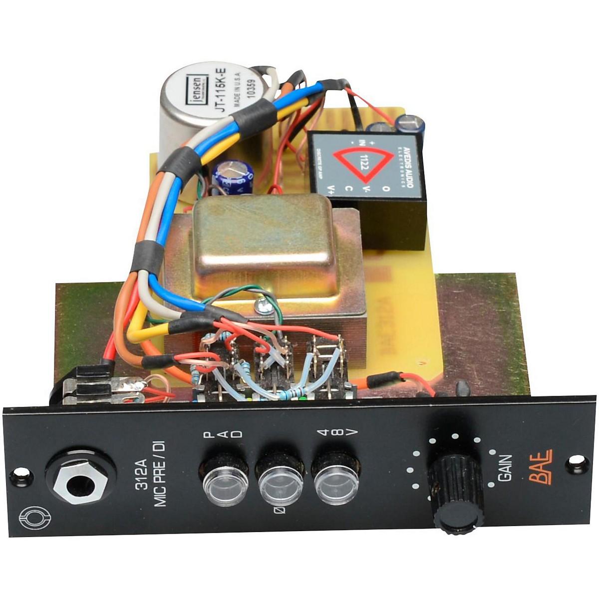 BAE 312A Module
