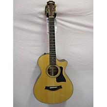 Taylor 312CE 12 FRET Acoustic Electric Guitar