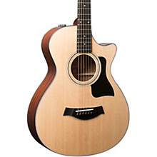 Taylor 312ce 12-Fret Grand Concert Acoustic-Electric Guitar