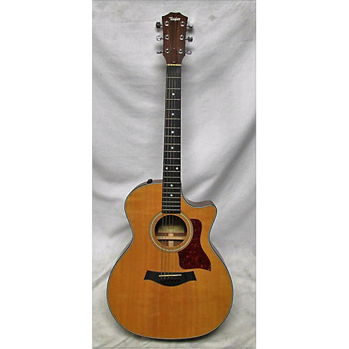 used taylor 314ce acoustic electric guitar natural guitar center. Black Bedroom Furniture Sets. Home Design Ideas