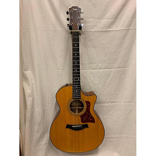 used taylor 314ce l4 acoustic electric guitar natural guitar center. Black Bedroom Furniture Sets. Home Design Ideas