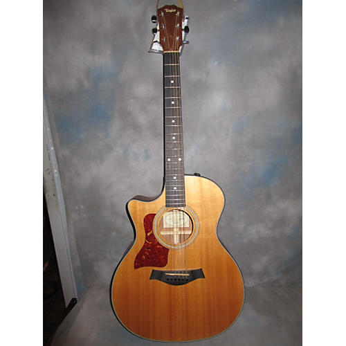Taylor 314CE Left Handed Acoustic Electric Guitar