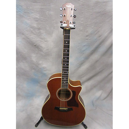 Taylor 314MCE 25TH Anniversary Mahogany Acoustic Electric Guitar