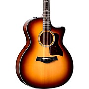 314ce-K Special Edition Grand Auditorium Acoustic-Electric Guitar Shaded Edge Burst