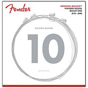 fender 3150r original bullets pure nickel wound electric guitar strings regular guitar center. Black Bedroom Furniture Sets. Home Design Ideas