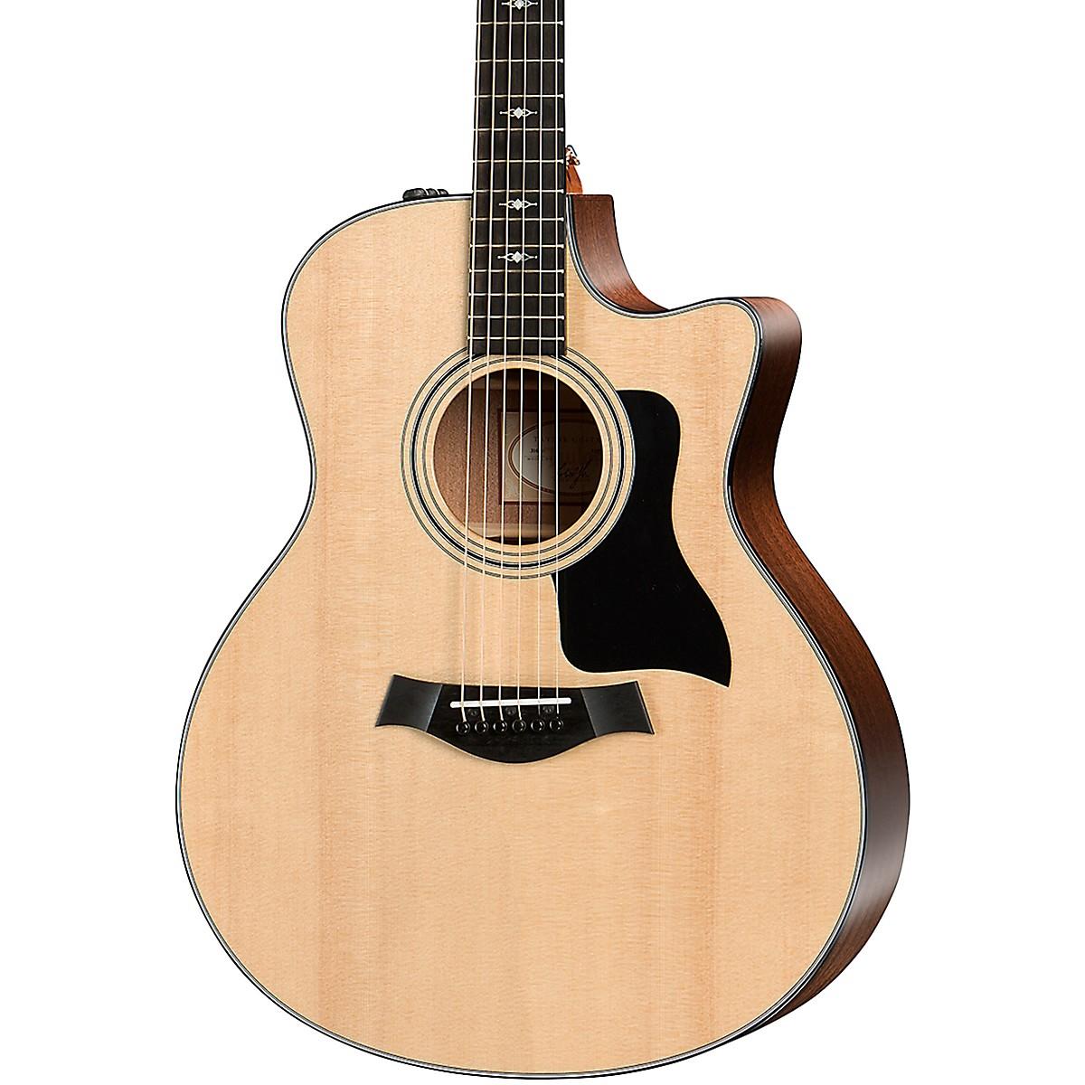 Taylor 316ce Grand Symphony Acoustic-Electric Guitar