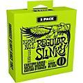 Ernie Ball 3221 Nickel Slinky Electric Guitar Strings 3-Pack thumbnail