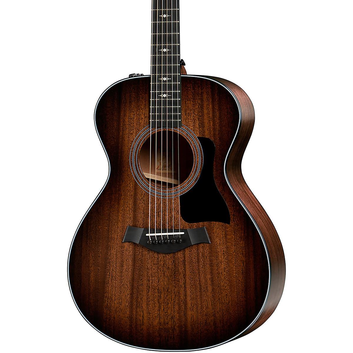 Taylor 322e V-Class Grand Concert Acoustic-Electric Guitar