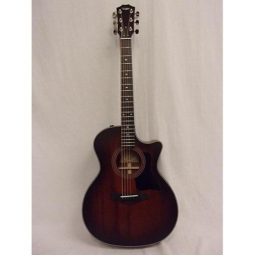 used taylor 324e acoustic electric guitar guitar center. Black Bedroom Furniture Sets. Home Design Ideas