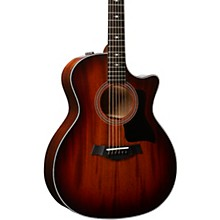 Taylor 324ce V-Class Grand Auditorium Acoustic-Electric Guitar
